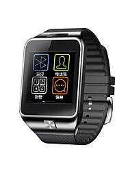 abordables -Reloj elegante para iOS / Android Calorías Quemadas / Standby Largo / Pantalla Táctil / Cámara / Distancia de Monitoreo Seguimiento del Sueño / Recordatorio sedentaria / Despertador / Altímetro
