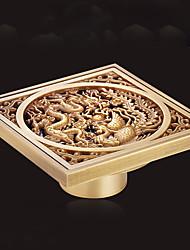 abordables -Drainage Gadget de Salle de Bain Antique Acier inoxydable Intégré