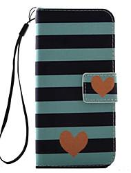 Недорогие -Назначение iPhone 8 iPhone 8 Plus iPhone 7 iPhone 6 Кейс для iPhone 5 Чехлы панели Бумажник для карт Флип С узором Чехол Кейс для С