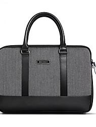 cheap -Shoulder Bags / Handbags Shoulder Bags Solid Colored Textile for Macbook Pro 15-inch / MacBook Air 13-inch / Macbook Pro 13-inch