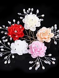 economico -copricapo in tessuto di tulle copricapo da cerimonia nuziale elegante stile femminile