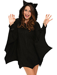 Costumi da vampiro Costumi Cosplay Donna Halloween Feste/vacanze Costumi Halloween Tinta unita