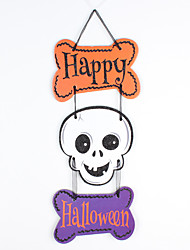1PC Halloween Phantom   Skull  Pumpkin  Three Hang  Ornaments