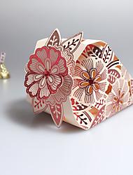 12 Pezzo/Set Porta-bomboniera-Creativo Carta Bomboniere scatole Confezioni regalo Non personalizzato