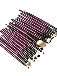 cheap -20 Makeup Brushes Set Synthetic Hair Professional / Portable Wood Face / Eye / Lip 4#