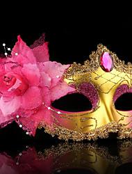 Недорогие -Маски на Хэллоуин Маскарадные маски Ужасы текстильный пластик 1 pcs Куски Игрушки Подарок