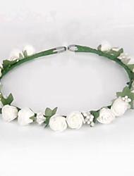 Недорогие -Ткань пена Цветы 1 Свадьба Особые случаи Заставка