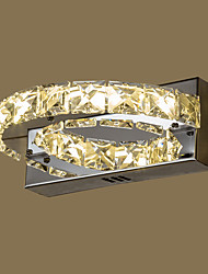 AC 85-265 8 LED Integrated Modern/Contemporary Painting Feature for Crystal,Ambient Light Wall Sconces Wall Light