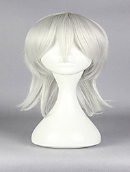 cheap -Synthetic Wig / Cosplay & Costume Wigs Straight Synthetic Hair Wig Women's Capless