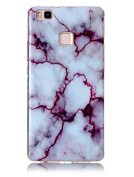 For Huawei P9 Lite P8 Lite TPU Material IMD Process Marble Pattern Phone Soft Shell Y6II Y5II 4C