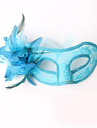 (Color Random)1PC Hallowmas  Mask For Costume  Party