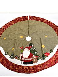 Недорогие -Рождественский декор Милый Мультяшная тематика Высокое качество Мода текстильный Мальчики Девочки Игрушки Подарок