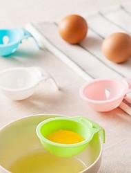 1 piezas embudo For para huevo Plástico Cocina creativa Gadget
