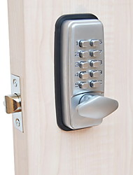 Mechanical Locks Keyless Digital Machinery Code Keypad Password Entry Door Lock Keyless Locks