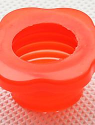 deodorizzazione tenuta anello di fogna tubo di gel di silice WC fogna tubo di scarico anello di tenuta sotto anello di tubo di acqua di