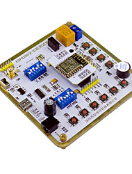 esp8266 серийный WiFi модуль беспроводной + ESP-01 испытательный стенд
