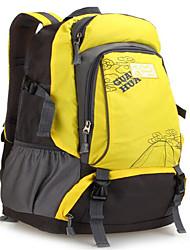 Недорогие -35 L Рюкзаки / Велоспорт Рюкзак / рюкзак - Водонепроницаемость, Дышащий, Ударопрочность На открытом воздухе Отдых и Туризм, Восхождение, Спорт в свободное время Терилен Черный, Красный, Желтый