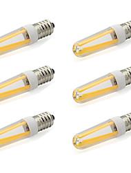 E14 LED Doppel-Pin Leuchten T 4 COB 380 lm Warmes Weiß Kühles Weiß K AC 220-240 V