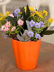 1 Филиал Пластик Другое Лепестки Pастений Другое Букеты на стол Искусственные Цветы
