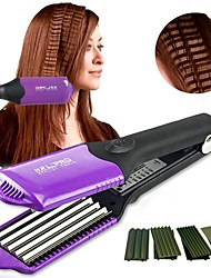 Straighteners / Hot Air Brush Only Dry Curl Enhancing / Smoothing & Straightening / Color Protecting / Massage Burgundy / BlackChemically