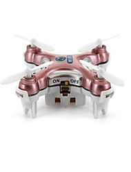 Drone Cheerson CX-10W 4CH 6 Axis With Camera LED Lighting Access Real-Time Footage Low Battery WarningRC Quadcopter Remote