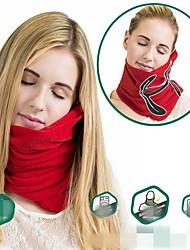 Недорогие -Подушка для путешествий Путешествия Другие материалы Поддержка шеи Антибактериальный Отдых в дороге Без статического электричества
