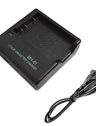 EL5 carregador de bateria e nos cabo do carregador para Nikon EN-EL5 p80 p500 p510 P6000 p520 p90
