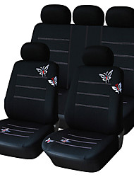 cheap -Car Seat Covers Seat Covers Textile Common