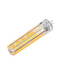 Ywxlight® g4 levou luzes de milho 136 smd 5730 1200-1400 lm branco quente branco frio dimmable decorativo 110v / 220v