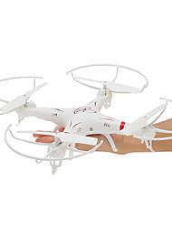 baratos -Drone HuanQi 898B 4CH 6 Eixo 2.4G Quadcóptero RCCom Camera / FPV / Retorno Com 1 Botão / Modo Espelho Inteligente / Vôo Invertido 360° /