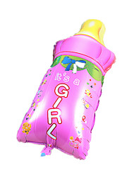 Balls Balloons Toys Cylindrical Inflatable Boys' Girls' 1 Pieces