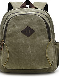 20 L Daypack Travel Duffel Backpack Holdall Leisure Sports Traveling Running Moistureproof Multifunctional Canvas