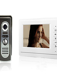 cheap -800 x 480 92 CMOS Doorbell System Wired Photographed  Multifamily video doorbell