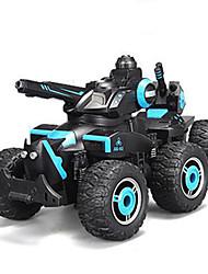 Carro armato 1:14 Auto RC Pronto all'uso Carro armato Telecomando a distanza/Trasmettitore Caricabatterie Batteria per auto