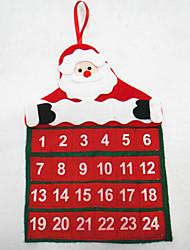 calendrier de noël calendrier de père noël 30 * 40cm nativity sets