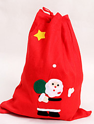 Santa Claus Backpack Christmas Eve Gift Bags Christmas Decoration 52*70cm