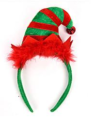 Недорогие -Рождественский декор Новогодние подарки Милый Мультяшная тематика Высокое качество Мода текстильный Мальчики Девочки Игрушки Подарок