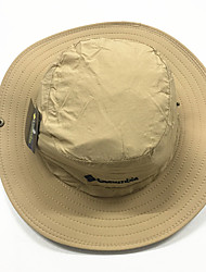 cheap -Unisex Polyester Sun Hat - Solid Colored