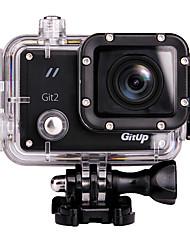 Git2 Caméra d'action / Caméra sport 16MP 1920 x 1080 Wi-Fi Etanches Grand angle Multifonction 60fps 1.5 30 M Plongée Vélo Parachutisme