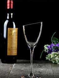 Недорогие -изделия из стекла Стекло,7.6*7.6*21.5CM Вино Аксессуары