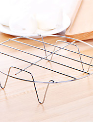 cheap -Steaming Rack for Kitchen Article  Multipurpose Steaming Dish Rack for Stainless Steel  High Foot Rice Cooking Steamer Rack  Steamed Egg Steamer Rack