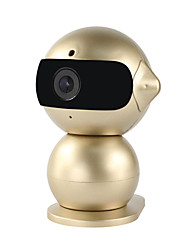 1.3 MP Indoor with Day Night IR-cut 64GB(Day Night Motion Detection Dual Stream Remote Access Plug and play IR-cut Wi-Fi Protected Setup)