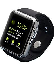 abordables -Smart Watch Vidéos Caméra Mode Mains-Libres Contrôle des Messages Contrôle de l'Appareil Photo Bluetooth 3.0 NFC Carte SIM