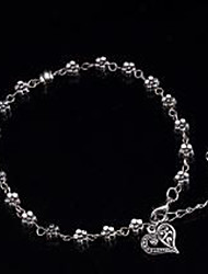 cheap -Women's Anklet/Bracelet Alloy Fashion European Costume Jewelry Jewelry For Daily Casual