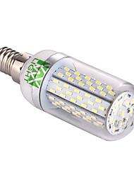 Ywxlight® e14 conduziu luzes de milho t 120 smd 3014 550-650 lm branco quente branco frio decorativo 85-265v