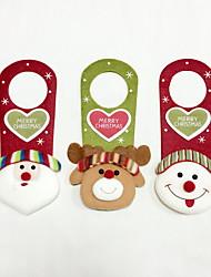 alta qualità della porta di Natale gancio / ornamenti di natale