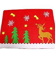 1Pc Christmas Ornaments For Christmas Elk Table Mat Decoration