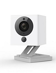 cheap -Xiaomi 2.0 MP Indoor with Day Night 64(Day Night Motion Detection Remote Access Plug and play Wi-Fi Protected Setup) IP Camera