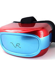 abordables -android 5.1 quad core rk3126 1g / 8g fov90 3d réalité virtuelle vr all-in-one verres vr