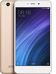 xiaomi redmi 4a 5.0in smartphone 4g (2gb + 6gb 13mp snapdragon 425 3120mah)